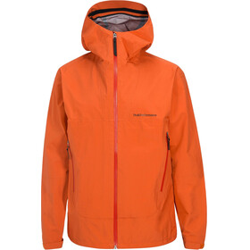 Peak Performance M's Northern Jacket Orange Flow